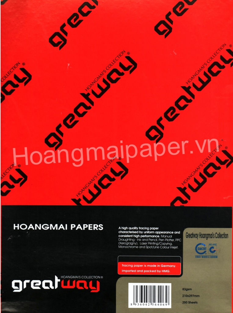 Greatway Tracing Paper